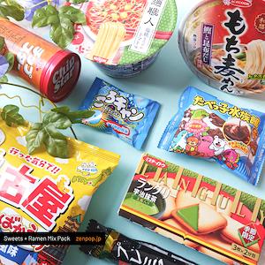 ZenPop (Japanische Snack-Aboboxen)