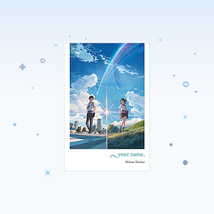 <strong>Your Name</strong><br>Light Novel