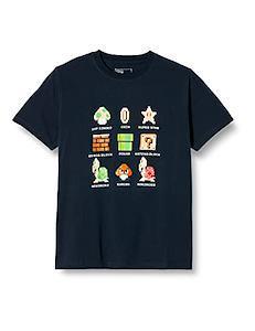 Super Mario 8Bit T-Shirt