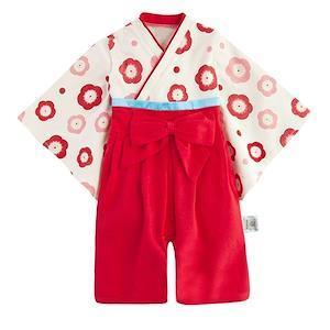 日本传统婴儿服装