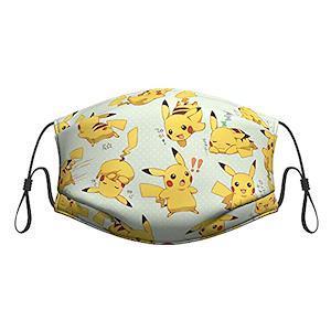 Pikachu Maske