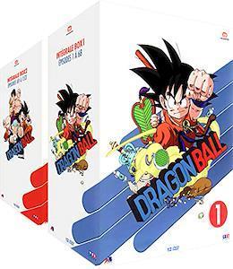 Dragon Ball DVD-Set (unzensiert)