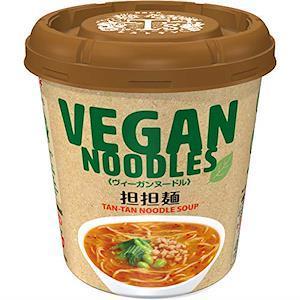 Vegane Cup Ramen