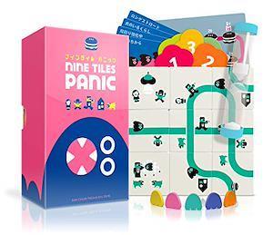 9 Tile Panic