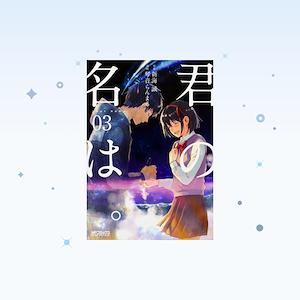 <strong>Your Name</strong><br>Manga