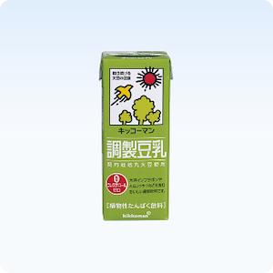 حليب كيكّو مان مع الشاي الأخضر