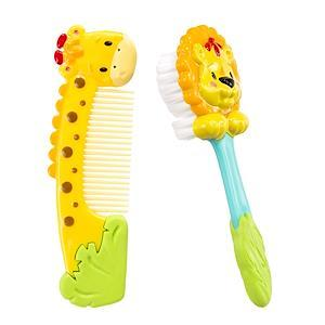 婴儿刷和梳子