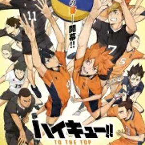 《排球少年!!》專頁