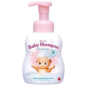 婴儿肥皂和洗发水
