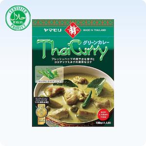 الكاري التايلندي الأخضر