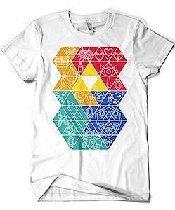 Adrian Fillmore Triforce T-Shirt