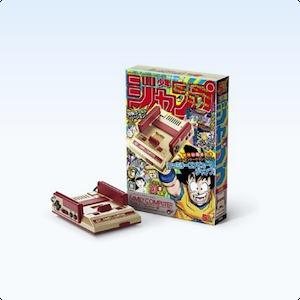Kỷ niệm 50 năm Shonen Jump Gold Famicom