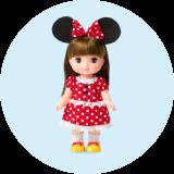 娃娃 玩偶 玩具