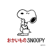 OKAIMONO SNOOPY