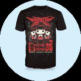 T-shirts, Kaos