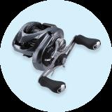 Gulungan Pancing / Reels