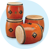 Percussions & Tambours
